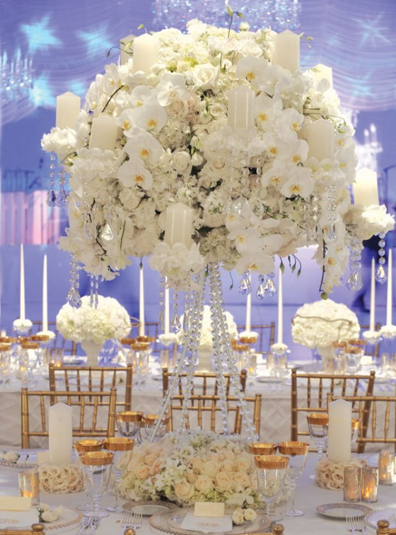 Disney Wedding Flowers